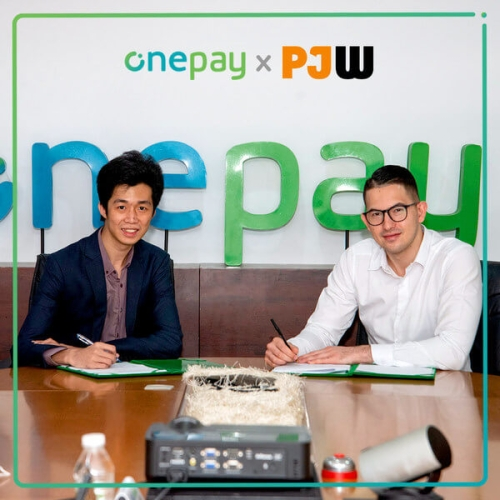 Onepay announce Pyramid Esports sponsorship