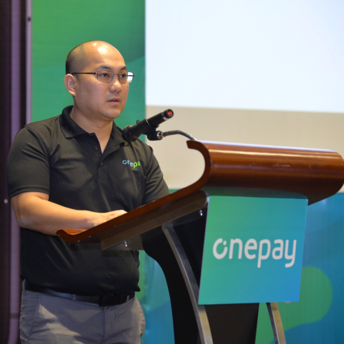The highest security with Onepay