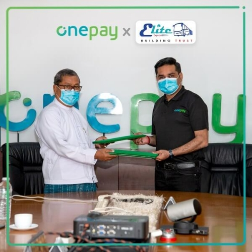 Onepay has partnered with Elite Express
