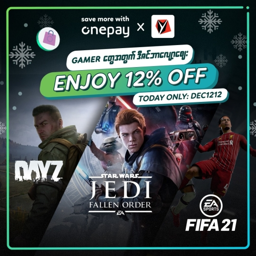 12% OFF for Yolo Gaming.key under ONE-Shop